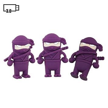 4GB Ninja Modelo USB Flash Drives USB 3.0 USB Pen Drive ...