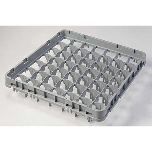 Cambro 49 Compartment E1 Full Size Full Drop Extender Only, 19 5/8 x 19 5/8 x 2 inch -- 12 per case. by Cambro