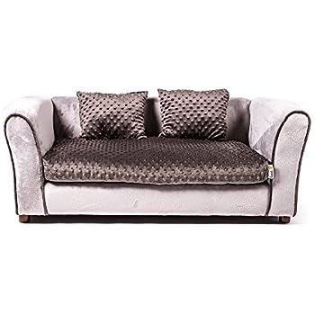 Amazon Com Keet Westerhill Pet Sofa Bed Charcoal Large