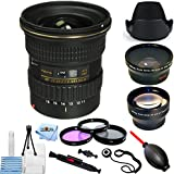 Tokina AT-X 116 PRO DX-II 11-16mm f/2.8 Lens for Nikon Mount Bundle [International Version] (Pro Bundle)