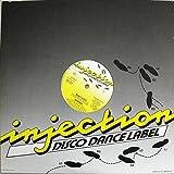 Regina - Baby Love - Injection Disco Dance Label - 234.723
