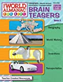 Brain Teasers from the World Almanac(R) for Kids, Book 2, Melissa Hart, 074393783X