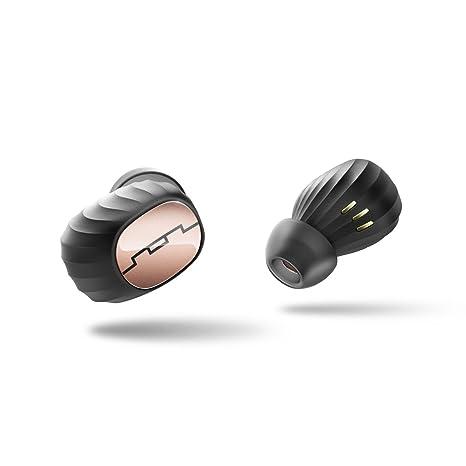 SOL REPUBLIC EP1190GD Negro, Oro Intraaural Dentro de oído Auricular: Amazon.es: Electrónica