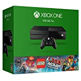 Xbox One 500GB Console - The LEGO Movie Videogame Bundle by Microsoft