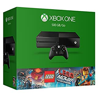 Xbox One 500GB Console - The LEGO Movie Videogame Bundle (B015PIIHL0) | Amazon price tracker / tracking, Amazon price history charts, Amazon price watches, Amazon price drop alerts