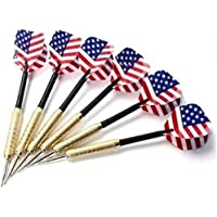 Dart Board Pins UK Flag by Forever Online Shopping