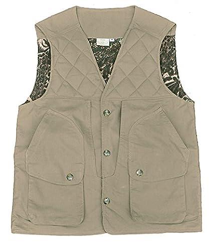 c7fa12a4e5ea5 Amazon.com : Upland Hunting Vest for Men : Sports & Outdoors