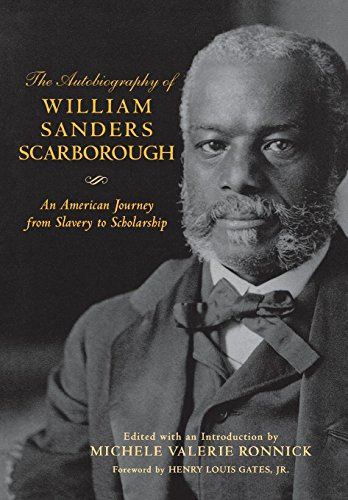 Search : The Autobiography of William Sanders Scarborough: An American Journey from Slavery to Scholarship (African American Life Series)