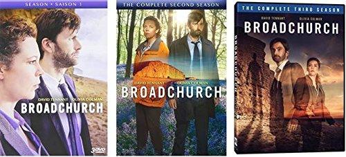 Broadchurch: The Complete Season 1-3 (Broadchurch Season 1 & 2)