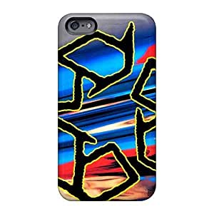 Protective Hard Cell-phone Case For Iphone 6 With Unique Design Lifelike Strange Magic Series KevinCormack