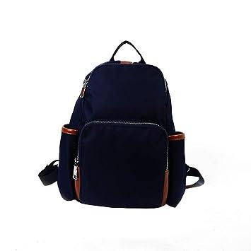 Stylish Women s Travel Backpack Oxford Waterproof Cloth Nylon Rucksack  School College Bookbag Satchel Shoulder Bag Purse acc2f05ae7ec9