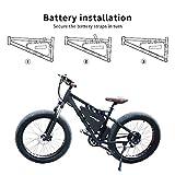 E Bike Battery Triangle Lithium 48V20AH Electric