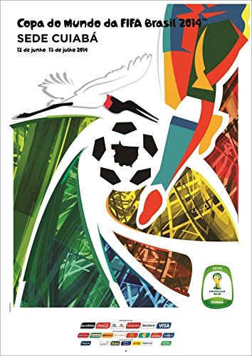Brazil 2014 FIFA World Cup Poster 12