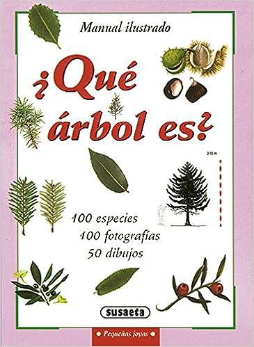 Qué árbol es? (Pequeñas Joyas): Amazon.es: Susaeta, Equipo: Libros