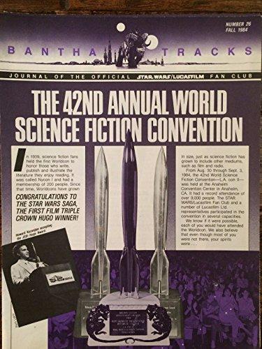 Bantha Tracks #26 Fall 1984 ()