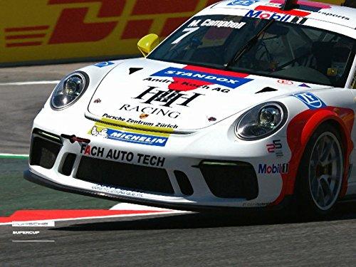 Porsche Cup Racing - 2017 Porsche Supercup Series Round 1 Spain