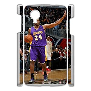 Google Nexus 5 Csaes Cell Phone Case NBA Superstar Lakers Kobe Bryant CBQG294161