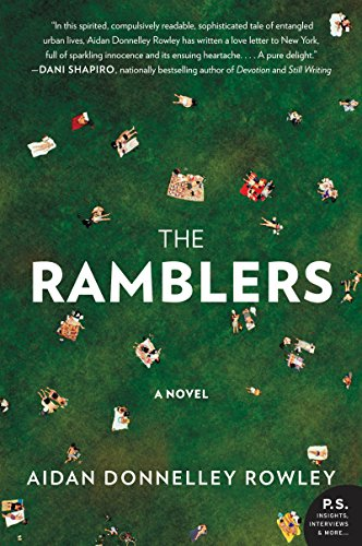 The Ramblers: A Novel - New Park Central Hotel York