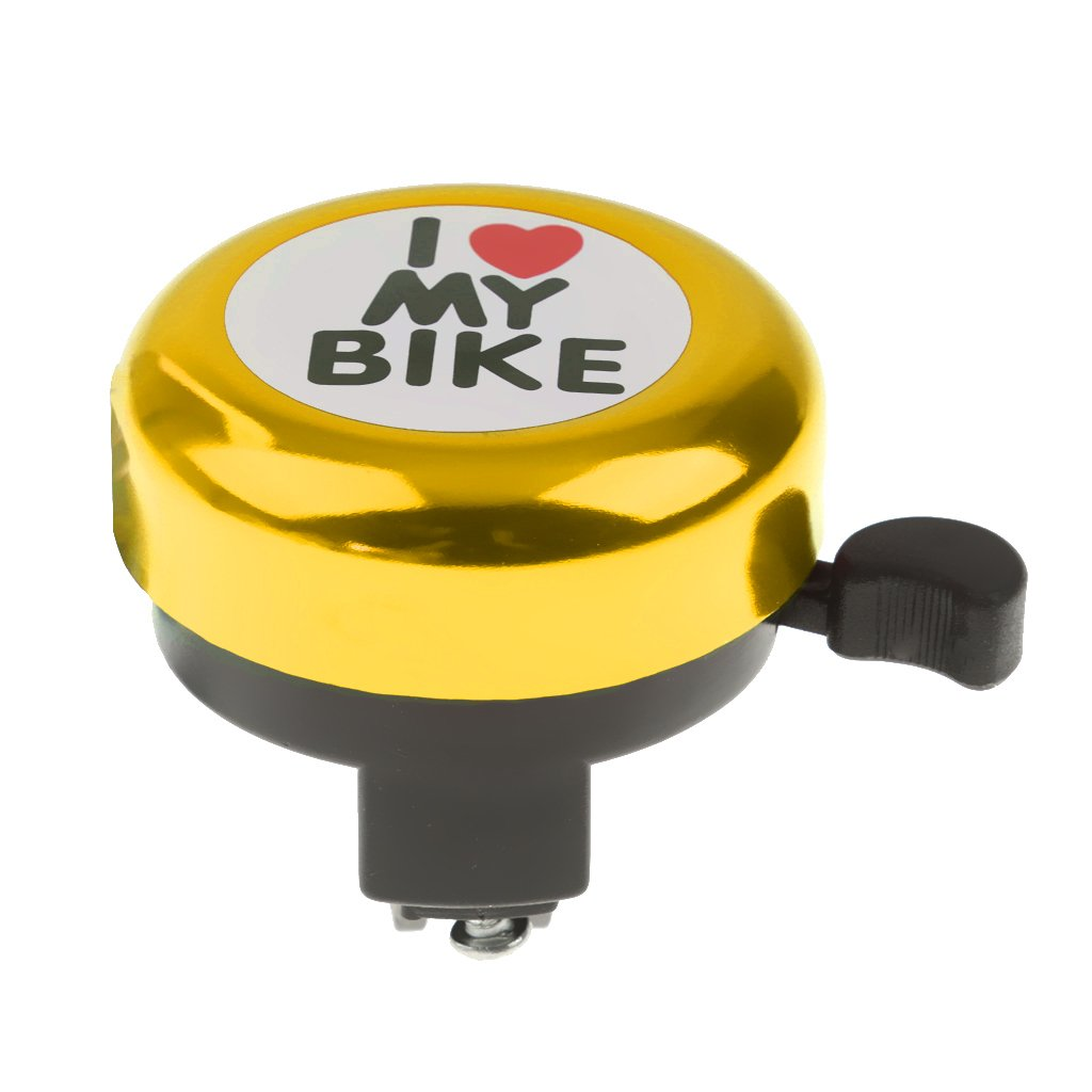 Generic Kinder Erwachsene Fahrradklingel Fahrrad Glocke Handklingel