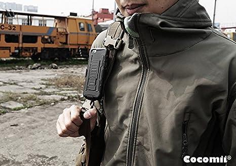 Robuste Case /Étui Housse for Samsung Galaxy Core Prime R.Orange Arm/ée D/éfenseur /Étui Clip De Ceinture Support Antichoc Cocomii Robot Armor Galaxy Core Prime//Win 2//Prevail Coque Nouveau