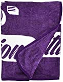 evansville purple aces - Officially Licensed NCAA Evansville Purple Aces Varsity Micro Raschel Throw Blanket, 46