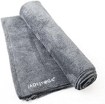 Jade Microfiber Yoga Towel