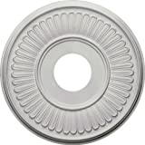 Ekena Millwork CM15BE Ceiling Medallion Primed