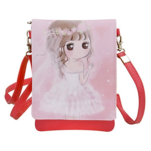 Cell Mini Bags Birthday 8 Great Shoulder 2r Key Phone Toddlers Holder Gift Lovely Small Wallet Cartoon Students Kids Christmas Cross Bags Body Girls Purse Case Money n1qnpX046