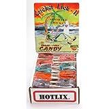 Hotlix CRICKET LICK-IT Sucker Insect Candy Lollipop:ASSORTED FLAVOR 36/CTN