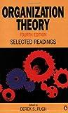 Organization Theory, Derek Salman Pugh, 0140250247
