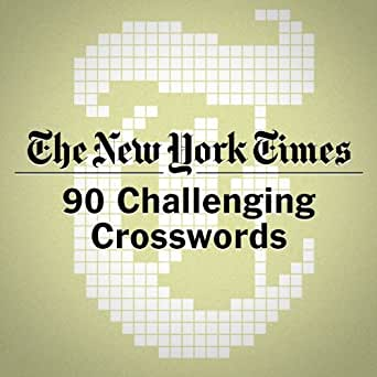 Amazon Com Ny Times Crosswords Vol 4 The New York Times Kindle
