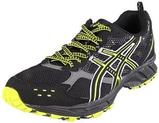 ASICS Men's GEL Enduro 7 Trail Running Shoe,OnyxBlackLime
