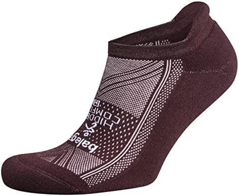 Balega Hidden Comfort Athletic No Show Running Socks for Men and Women with Seamless Toe