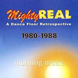 Various artists compilation cd mighty real a dance for 1988 dance hits