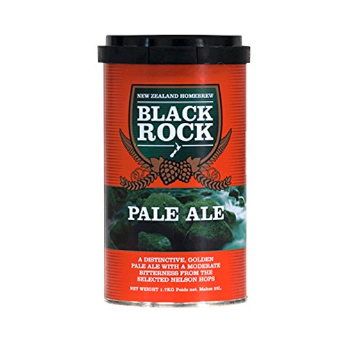 [Black Rock Pale Ale - Hopped Malt Extract] (Hopped Extract)