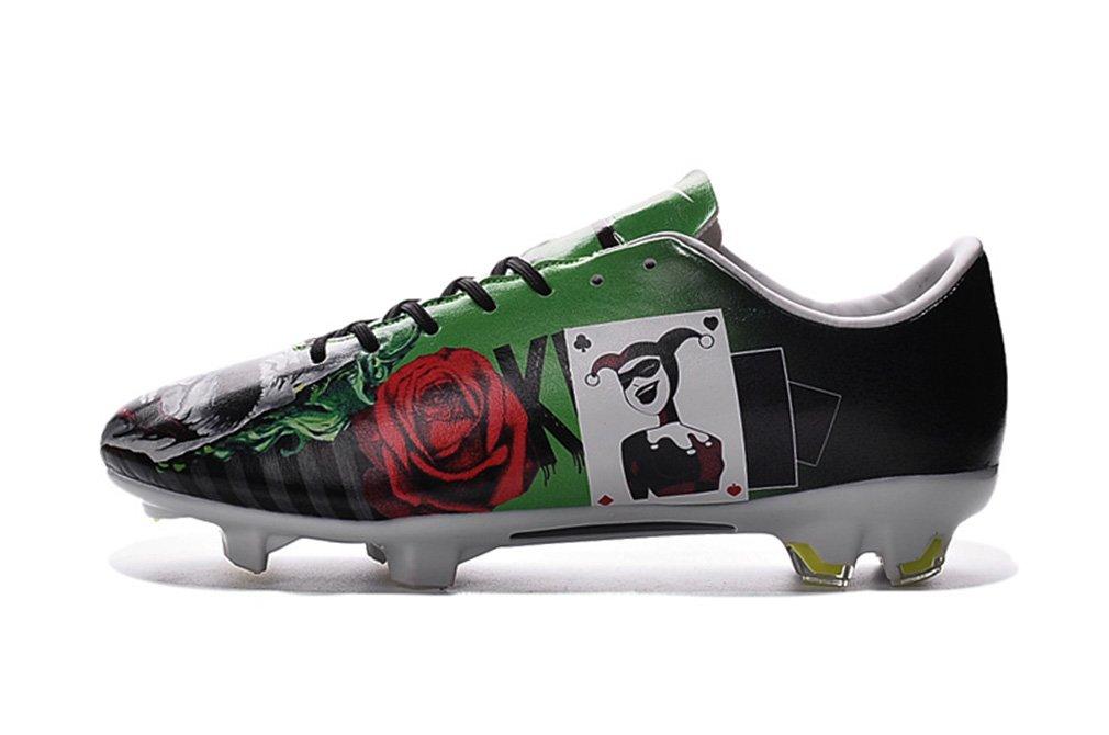 Asesenst Stiefel Generic Herren Mercurial Vapor X Batman Clown Niedrig Fußball Schuhe Fußball Stiefel