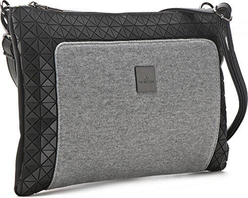 Miya Bloom borsa borse, sera da donna,, avambraccio borsa, Clutch Bag, tracolla, Crossover Bags, 32,5x 20,5x 2cm (B x H x T)
