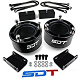 """Dodge Ram 2500 3500 Full Lift Leveling Kit - 3"""" Front 2"""" Rear with Sway Bar Drop kit"""
