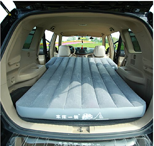 Auptech Car Suv Travel Inflatable Mattress Car Inflatable Bed Car Bed Buy Online In Uae