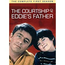 The Courtship of Eddie's Father: The Complete First Season (4 Discs) (1970)