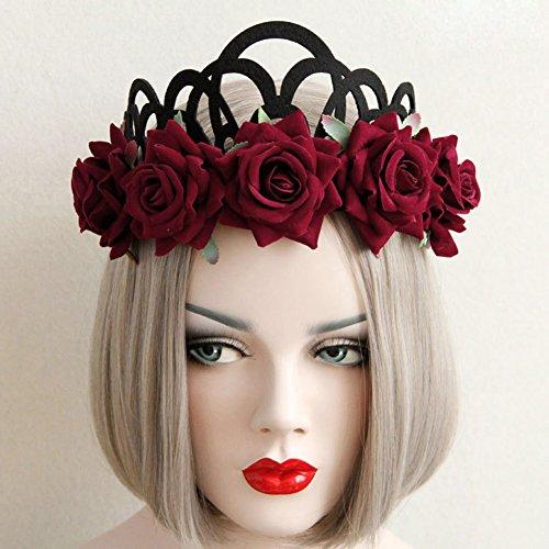truec (Prom Queen Halloween Costume Makeup)
