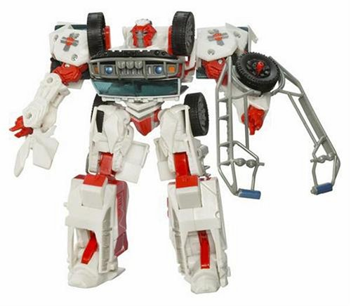 - Transformers Movie Voyager - Rescue Ratchet