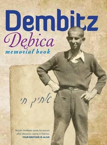The Book of Dembitz (Dębica, Poland) - Translation of Sefer Dembitz