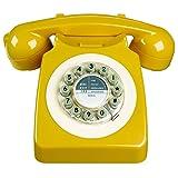 Wild Wood  Vintage Design 746 Replica Phone English Mustard