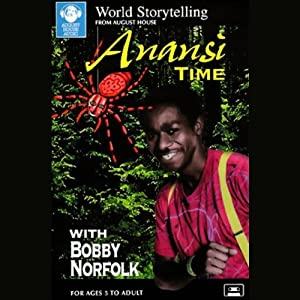 Anansi Time Audiobook