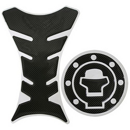 Fuel Tank and Cap Protector Sticker Decal for Suzuki GSXR1000 2000-02 GSX-R1000