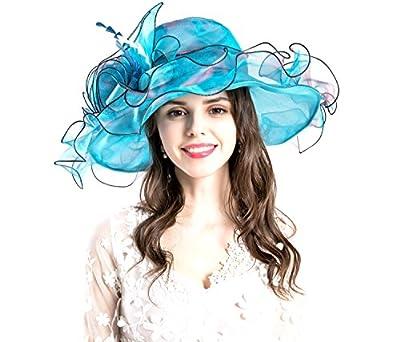 Women Kentucky Derby Church Tea Party Wedding Hats