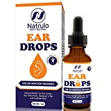 Natrulo Natural Ear Drops for Ear Infection