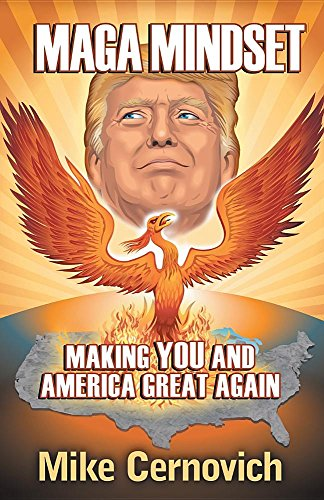 Book cover from MAGA Mindset: Making YOU and America Great Againby Mike Cernovich