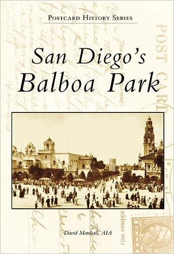 san diegos balboa park ca postcard history series